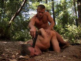 שימוש בכוח מפורז ביער!