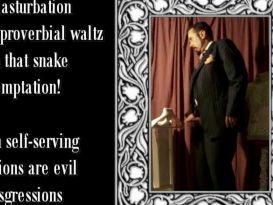 הנחש שלו לבד וחזק!