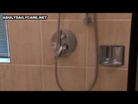יופי של סקס נהדר במקלחת!