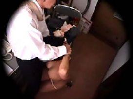נערה אסייתית בסקס טוב מאחור!