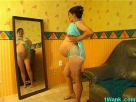 בהריון מאוננת
