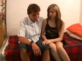 צעירה טובה אוהבת מין נהדר!