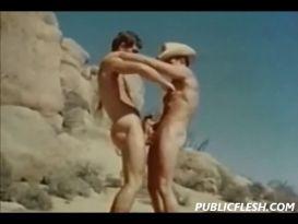 רטרו וההומוסקסואלים על ההר!