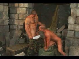 זיון גייז במבצר סודי!