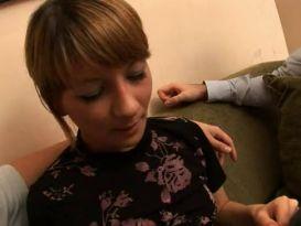 זוג צעיר מרוסיה בסקס חם וסקסי!